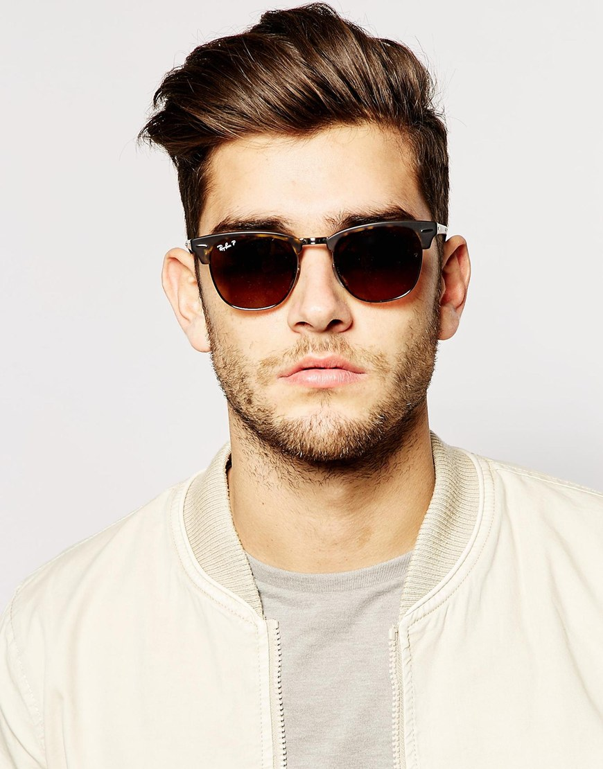 ray ban clubmaster hombre