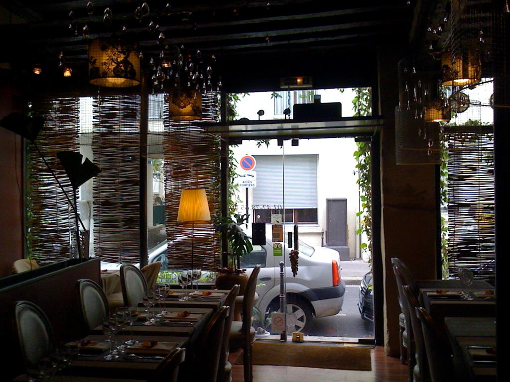 Restaurant thai paris