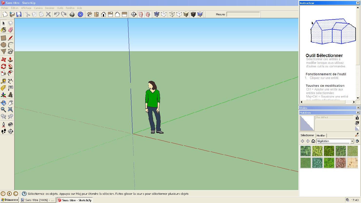 Utiliser Sketchup : une formation sur Internet pourra vous aider