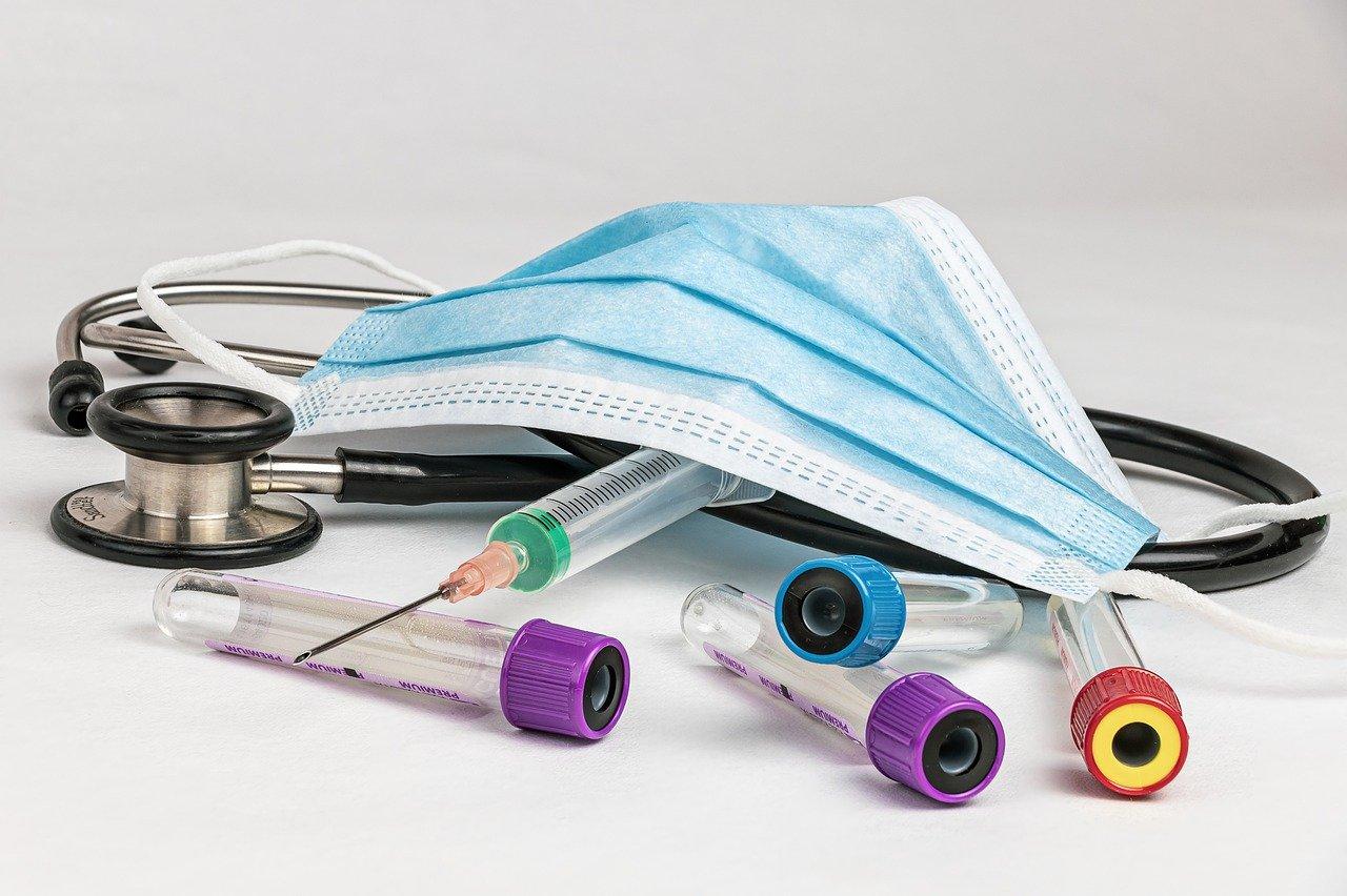 équipements d'un étudiant infirmier